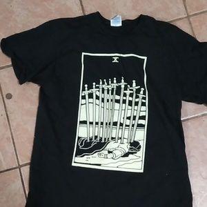 Tops - Tarot card t-shirt